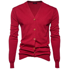 www.mensswaggerapparel.com Quick shipping low prices men's sweaters Autumn Winter Men's Sweaters College Style Youth Red