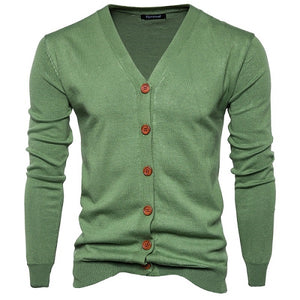 www.mensswaggerapparel.com Quick shipping low prices men's sweaters Autumn Winter Men's Sweaters College Style Youth Green