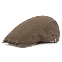 www.mensswaggerapparel.com Quick shipping low prices men's Hat's Beret Cap fashion Cotton Hat Fitted Driving Sun Hat Planas Flat Caps Adjustable Gorras Berets Army Green