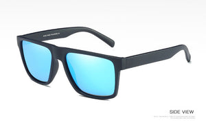 www.mensswaggerapparel.com Quick shipping low prices men's sunglasses  Vintage Polarized Sunglasses Blue / Blue