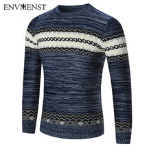 www.mensswaggerapparel.com Quick shipping low prices men's sweaters  Men Sweater Fight Color Blue
