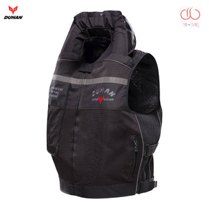 www.mensswaggerapparel.com Quick shipping low prices Biker Apparel & Accessories Motorcycle air-bag vest Duhan air bag vest moto racing professional advanced air bag system motocross protective airbag cylinder