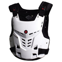 www.mensswaggerapparel.com Quick shipping low prices Biker Apparel & Accessories Motorcycle Armor Motocross Chest Back Protector Armour Vest Racing Protective Moto Body Guard Vest MX Jacket ATV Guard Black