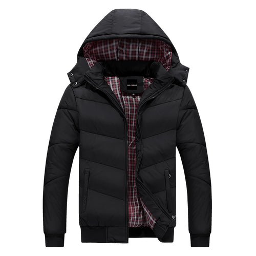 www.mensswaggerapparel.com Quick shipping low prices Winter Coats And Jackets M-5XL winter jacket men's coat winter brand man clothes cascos Masculino Thick winter coat
