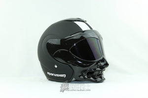 www.mensswaggerapparel.com Quick shipping low prices Biker Apparel & Accessories marushin full face helmet dual lens open face motorcycle helmet