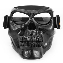 www.mensswaggerapparel.com Quick shipping low prices Biker Apparel & AccessoriesMonster Motorcycle Mask Goggles Match Open Face Motorcycle Half Vintage Retro Helmets Party Outdoor Tatical War Game Face Mask