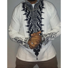 www.mensswaggerapparel.com Quick shipping low prices Traditional African Attire Dashiki Vintage T-shirts  Bohemia Retro Tops Mens  African Print T-shirt Ethnic Long Tees M-3XL