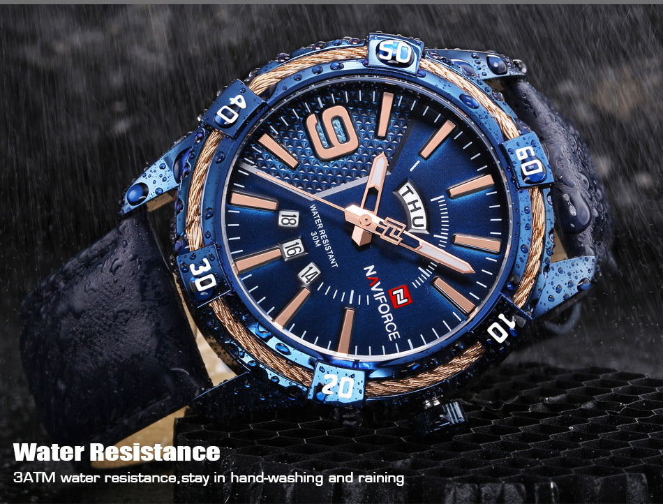 437c1ded3 ... www.mensswaggerapparel.com Quick shipping low prices Men's Watches &  AccessoriesNAVIFORCE Luxury Brand Men ...