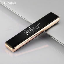 www.Petalsfashionz.com Quick shipping low prices women's Gifts & Gadgets  USB For Men Charging Briquet Electric Wire Men's Cigarette Plasma Lighter Personalized Lettering Gift Isqueiro Gadgets For Men