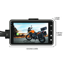 www.mensswaggerapparel.com Quick shipping low prices men's Gifts & Gadgets  Motorcycle Camera DVR  with Special Dual-track Front Rear Recorder Motorbike Electronics KY-MT18
