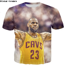 www.mensswaggerapparel.com Quick shipping low prices Mens T-Shirt & Hoodie T-shirt Celebrities LeBron James Print 3D T shirt