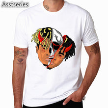 www.mensswaggerapparel.com Quick shipping low prices Mens T-Shirt & Hoodie Xxxtentacion Character Print T-Shirt Fashion Casual Fitness Cool O-neck Men's T Shirt Summer Short Sleeve Men Clothing