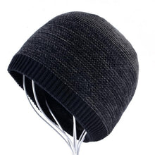 www.mensswaggerapparel.com Quick shipping low prices men's hat's Winter Skullies Knitted Wool Beanies Hat For Men Hip Hop Beanie Caps Warm Knit Bonnet Bone Gorros Homens Inverno