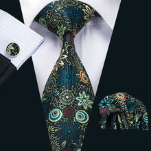 www.mensswaggerapparel.com Quick shipping low prices men's ties & bow ties Necktie Handkerchief Cufflinks Set For Wedding Party