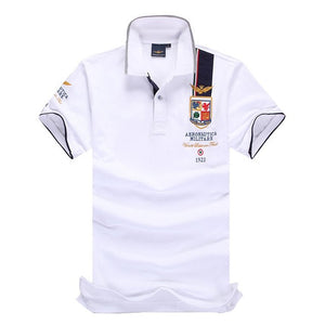 www.mensswaggerapparel.com Quick shipping low prices Mens T-Shirt & Hoodie Polo Australian Calvin RETAIL AERONAUTICA MILITARE Men's Polo Shirt Air Force One Embroidered
