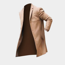 www.mensswaggerapparel.com Quick shipping low prices Winter Coats And Jackets Men's Winter Trench Long Overcoat Classic