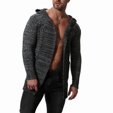 www.mensswaggerapparel.com Quick shipping low prices men's sweaters Moomphya Hooded men cardigan sweater Knitted sweater men Streetwear hip hop cardigan men long style sweater coat suitor hombre