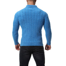 www.mensswaggerapparel.com Quick shipping low prices men's sweaters  Knitted Sweaters Long Sleeve Cardigan Turndown Knitwear Coat Casual Slim Sweater Men Clothing