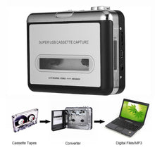 www.mensswaggerapparel.com Quick shipping low prices men's Gifts & Gadgets Tape to PC Super Cassette To MP3 Audio Music CD Digital Player Converter Capture Recorder +Headphone USB 2.0
