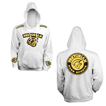 MSA Signature MMA Hoodie Sweatshirts Men Top Fights  White/Black color
