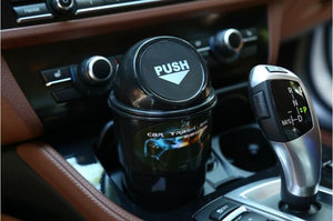 www.mensswaggerapparel.com Quick shipping low prices men's Gifts & Gadgets Car Garbage Can Car Ashtray Car Trash Can Garbage Dust Case Holder Interior Accessories auto accessories