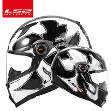www.mensswaggerapparel.com Quick shipping low prices Biker Apparel & Accessories full face motorcycle helmet  LS2 high quality helm ECE approved