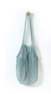 Eco Cotton Long Handle Bag