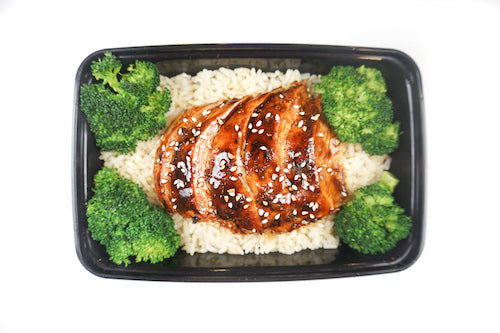 Teriyaki Chicken Bowl (Lean)