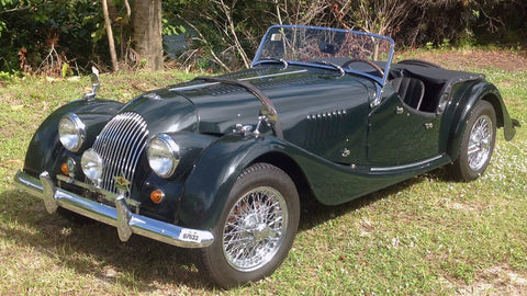 morgan plus four convertible