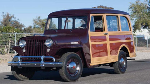 Willys Station Wagon Vintage 4x4