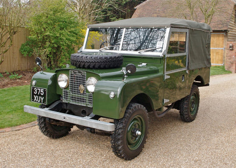 Land Rover 88 Vintage 4x4
