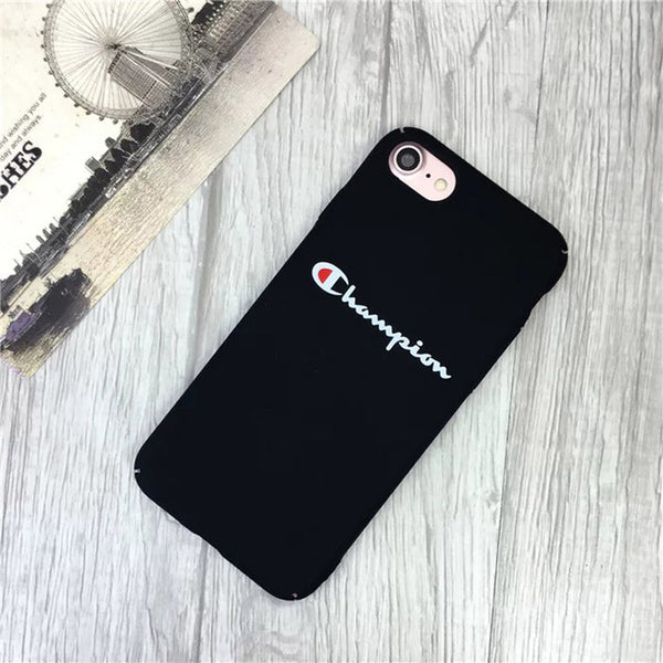 coque de telephone iphone 7 champion