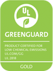 greenguard gold certification nest bedding