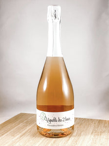 Vignoble des 2 Lunes, part of our champagne delivery and great for unique gift ideas.