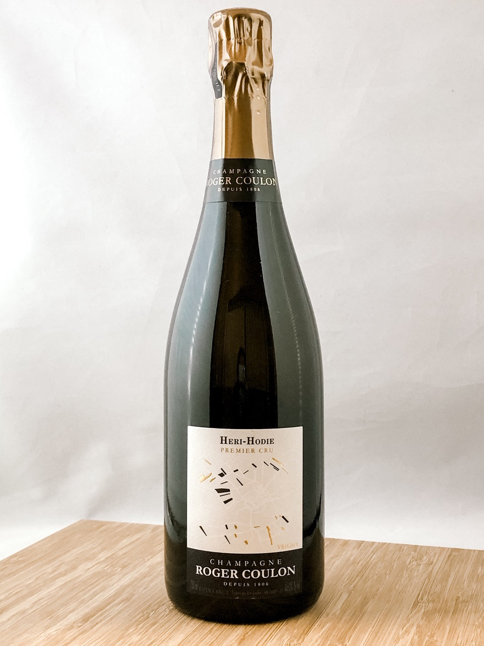 Roger Coulon champagne, part of our champagne delivery and great for unique gift ideas.