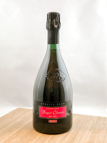 Forget-Chemin Champagne, part of our monthly champagne club, wine delivery, unique gift ideas, send bubbles gifts