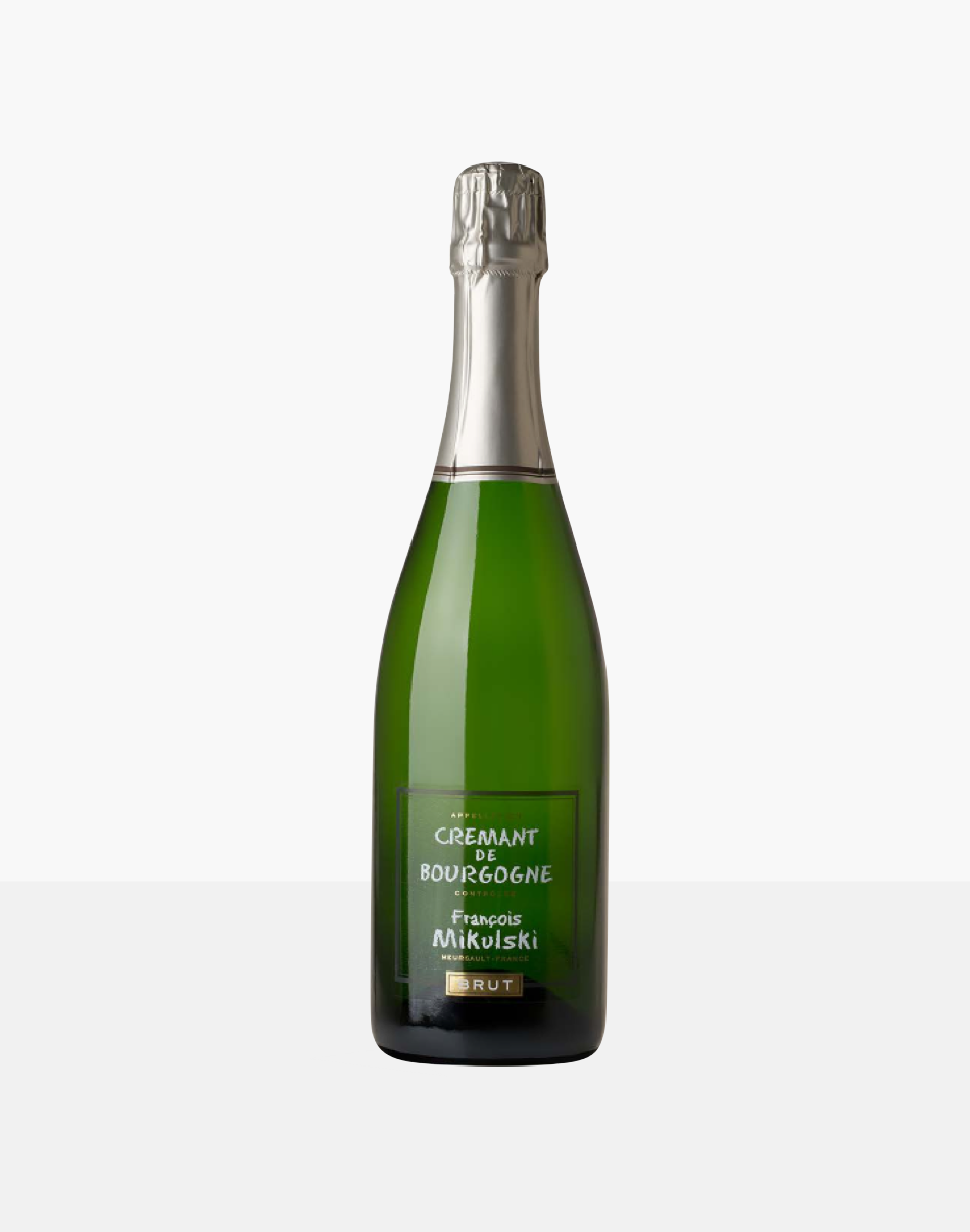Mikulski Crémant, part of our champagne delivery and great for unique gift ideas.