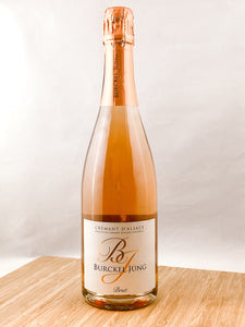 Burckel Jung Cremant, part of our monthly champagne club, wine delivery, unique gift ideas, send bubbles gifts