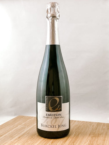 Burckel-Jung Cremant, part of our monthly champagne club, wine delivery, unique gift ideas, send bubbles gifts