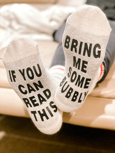 Bubbly Socks