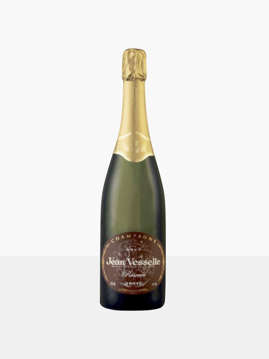 Jean vesselle brut reserve, part of our champagne delivery and great for unique gift ideas.