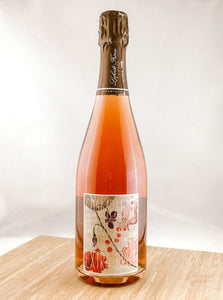 Laherte Freres extra brut rose, part of our champagne delivery and great for unique gift ideas.