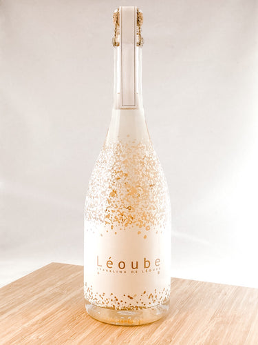 Leoube Cremant | Part of our champagne club. Champagne and sparkling wine delivery to your doorstep