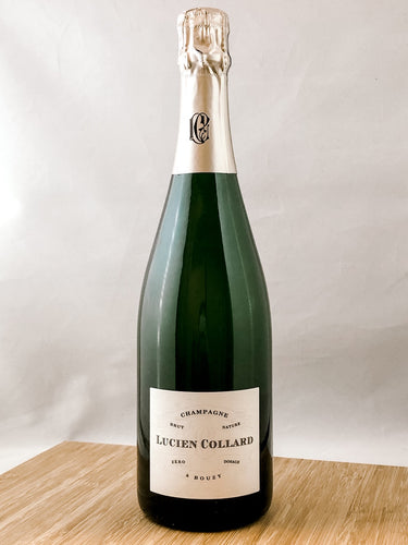 Lucien Collard, part of our monthly champagne club, wine delivery, unique gift ideas, send bubbles gifts