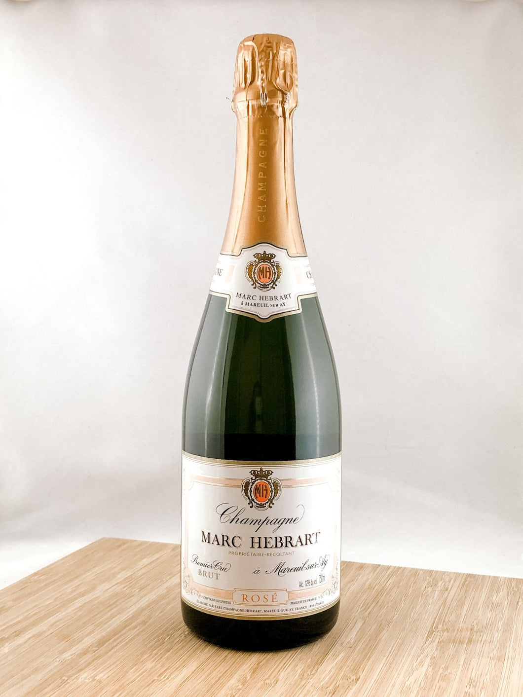 marc hebrart champagne, part of our champagne club and gift ideas