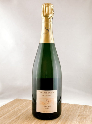 Sanger Champagne, part of our champagne delivery and great for unique gift ideas.
