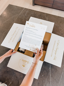 The Bubbles Club Subscription, part of our monthly champagne club, wine delivery, unique gift ideas, send bubbles gifts