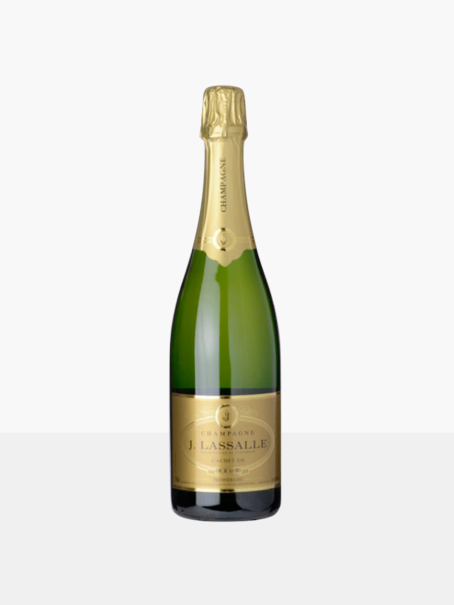 J Lassalle brut tradition, part of our champagne delivery and great for unique gift ideas.