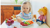 Getting your Toddler to eat healthy food