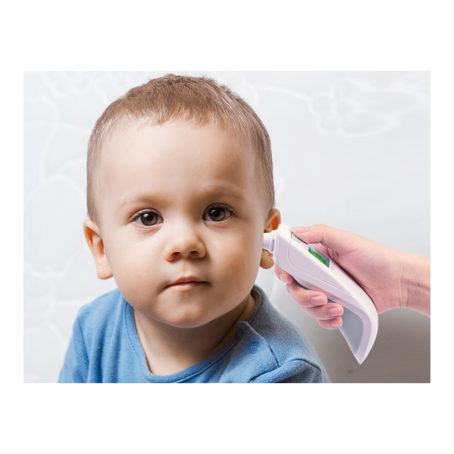 5 in 1 Touchless Forehead Ear and Bath Thermometer